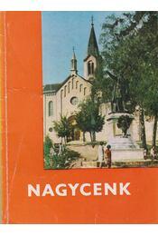 Nagycenk útikalauz - Gimes Endre - Régikönyvek