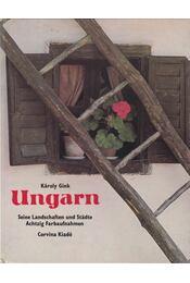 Ungarn - Gink Károly - Régikönyvek
