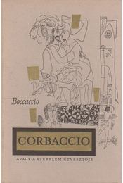 Corbaccio - Giovanni Boccaccio - Régikönyvek