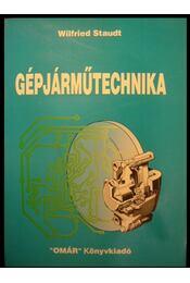 Gépjárműtechnika - Régikönyvek
