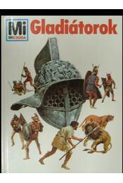 Gladiátorok - Régikönyvek