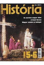 História 2000/5-6 - Glatz Ferenc - Régikönyvek