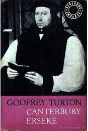 Canterbury érseke - Goldfrey  Turton - Régikönyvek