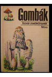 Gombák - Régikönyvek