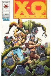 X-O Manowar Vol. 1. No. 29 - González, Jorge, Levins, Rik - Régikönyvek