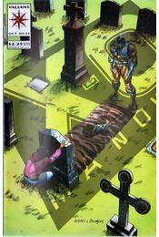 X-O Manowar Vol. 1. No. 32 - González, Jorge, Levins, Rik - Régikönyvek