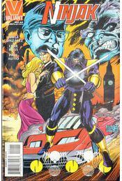 Ninjak Vol. 1. No. 22 - González, Jorge, Ross, Luke - Régikönyvek