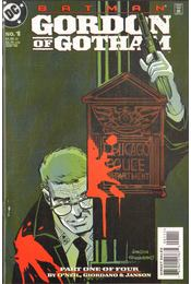 Batman: Gordon of Gotham 1. - Janson, Klaus, Giordano, Dick, Neil, Dennis O - Régikönyvek