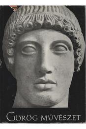 Görög művészet - Régikönyvek
