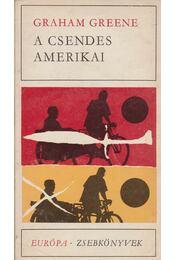 A csendes amerikai - Graham Greene - Régikönyvek