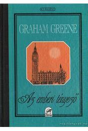 Az emberi tényező - Graham Greene - Régikönyvek