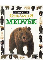 Csudálatos medvék - Greenaway, Theresa - Régikönyvek