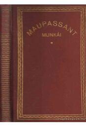 A Tellier-ház - Guy de Maupassant - Régikönyvek