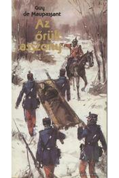 Az őrült asszony - Guy de Maupassant - Régikönyvek