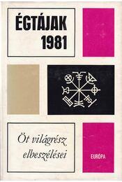 Égtájak 1981 - Gy. Horváth László - Régikönyvek
