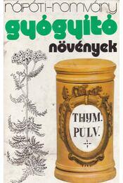 Gyógyító növények - Régikönyvek