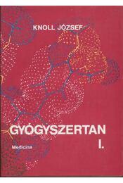 Gyógyszertan I-II.kötet - Régikönyvek