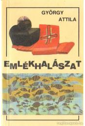 Emlékhalászat - György Attila - Régikönyvek