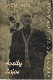 Áprily Lajos - Győri János - Régikönyvek