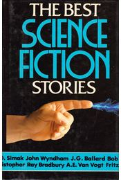The Best Science-Fiction Stories - H. G. Wells, Ray Bradbury, Philip K. Dick, Arthur C. Clarke , VAN VOGT, A.E., SHAW, BOB, Isaac Asimov - Régikönyvek