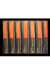 Ernest Hemingway művei 1-7. - Régikönyvek