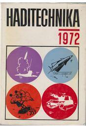 Haditechnika 1972 - Régikönyvek