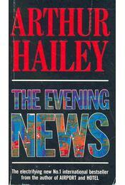 The Evening News - Hailey, Arthur - Régikönyvek