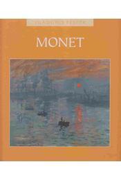 Claude Monet - Hajnal Gabriella - Régikönyvek
