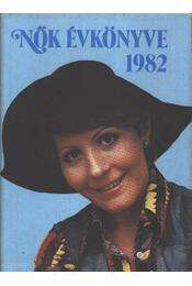 Nők évkönyve 1982 - Hajós Tibor - Régikönyvek