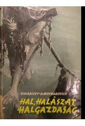 Hal, halászat, halgazdaság - Régikönyvek