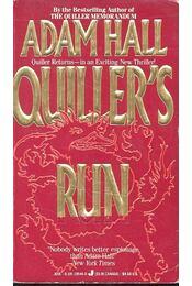 Quiller's Run - Hall, Adam - Régikönyvek