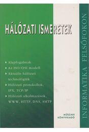 Hálózati ismeretek - Régikönyvek