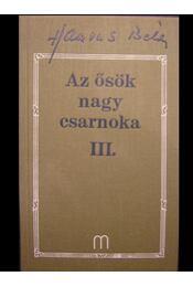Az ősök nagy csarnoka III. - Régikönyvek