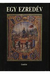 Egy ezredév - Hanák Péter - Régikönyvek