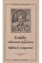 Erdély választott fejedelme - Hangay Zoltán - Régikönyvek