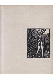 Frans Masereel - Hanns-Conon von der Gabelentz - Régikönyvek