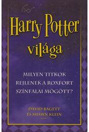 Harry Potter világa - Régikönyvek