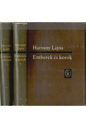 Emberek és korok I-II. kötet - Hatvany Lajos - Régikönyvek