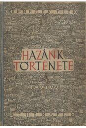 Hazánk története - Régikönyvek