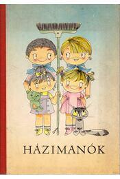 Házimanók - Régikönyvek
