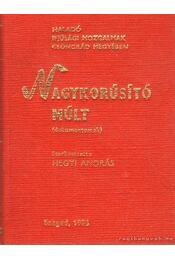 Nagykorúsító múlt (mini) - Hegyi András (szerk.) - Régikönyvek