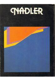 Nádler - Hegyi Lóránd - Régikönyvek
