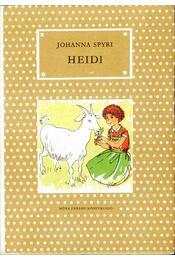 Heidi - Régikönyvek