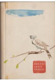 Heltai Jenő versei - Régikönyvek