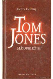 Tom Jones II. kötet - Henry Fielding - Régikönyvek