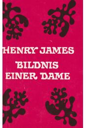 Bildnis einer Dame - Henry James - Régikönyvek