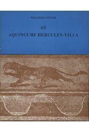 Az aquincumi Hercules-villa - Régikönyvek