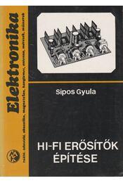 HI-FI erősítők építése - Régikönyvek