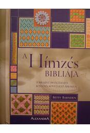 A hímzés bibliája - Régikönyvek