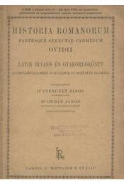 Historia Romanorum - Régikönyvek